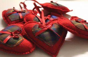 tartan hearts